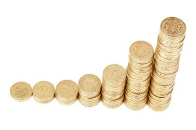 WMS for growing companies - stacks of coins