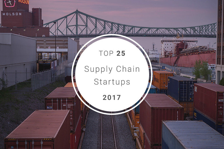 best supply chain startups