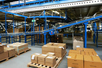 WMS go-live - warehouse