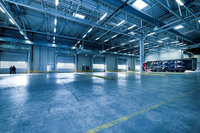 WMS vendor shortlist - warehouse interior