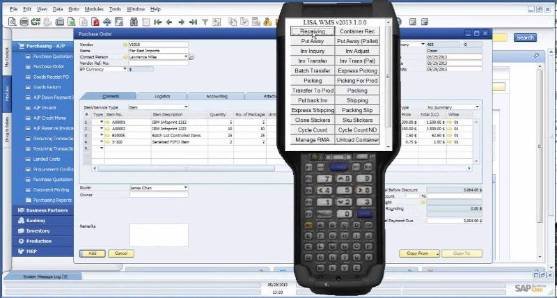 SAP SCM Software - WMS Pricing, Demo & Comparison