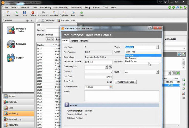 Fishbowl Warehouse | Compare 2019 Features, Alternatives & More