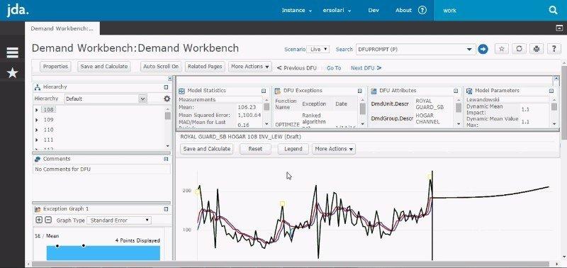 Jda Warehouse Management Software Profile Explore Wms