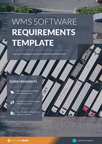 WMS requirements template - cover