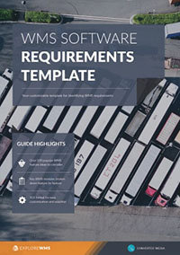 WMS requirements template