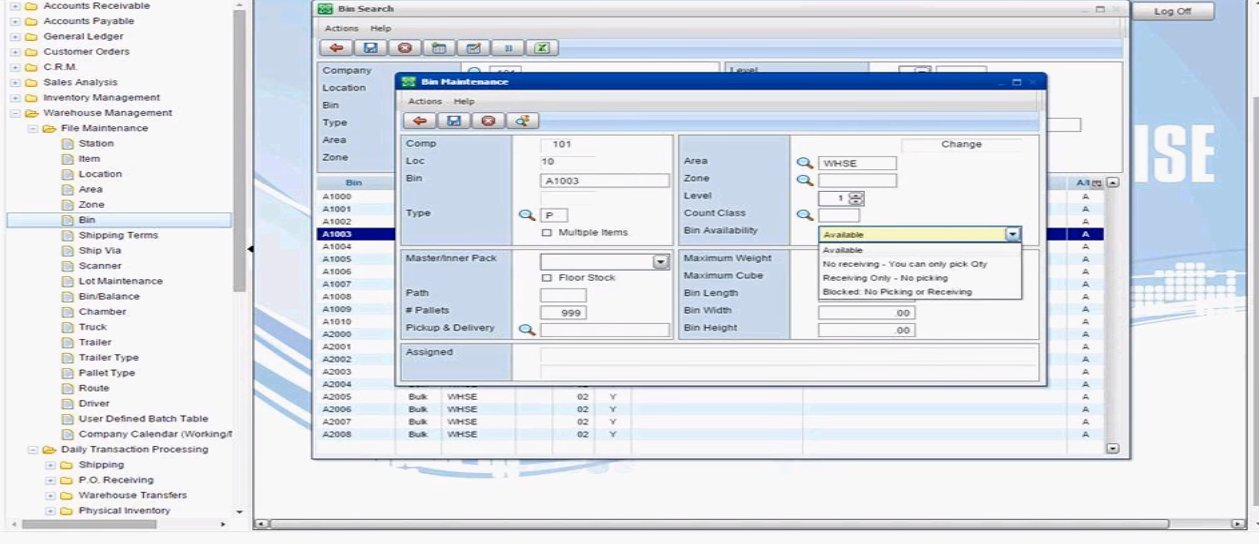 S2k warehouse wms software profile from explore wms s2k warehouse management malvernweather Images